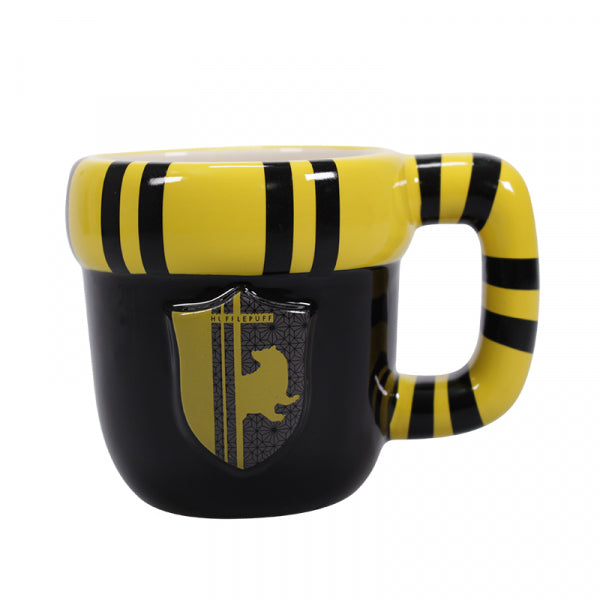 Harry Potter Taza Shaped Hufflepuff