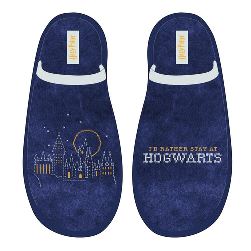 Harry Potter Zapatillas Abiertas Hogwarts