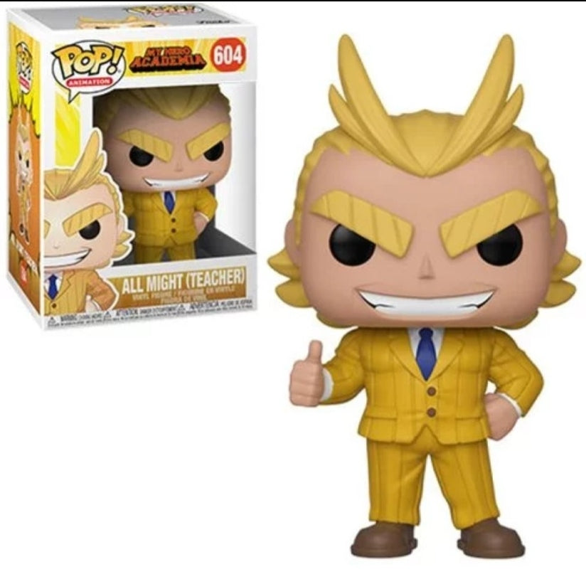 My Hero Academia POP! Vinyl Teacher All Might