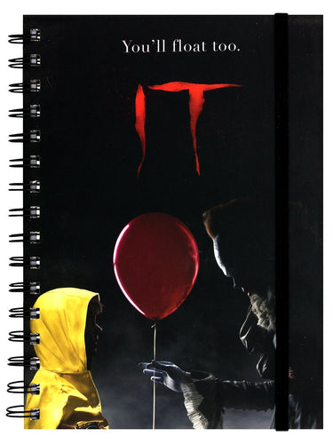 Stephen King's It Cuaderno Pennywise & Georgie