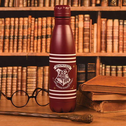 Harry Potter Botella de Agua Hogwarts