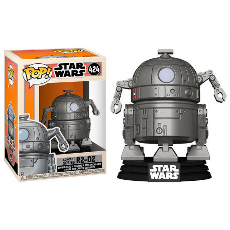 Star Wars Concept Series POP! Vinyl R2D2
