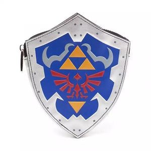 Monedero Escudo de Hyrule The Legend of Zelda El Almacen Secreto