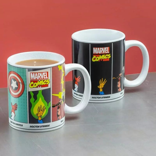 Marvel Taza Termica powers