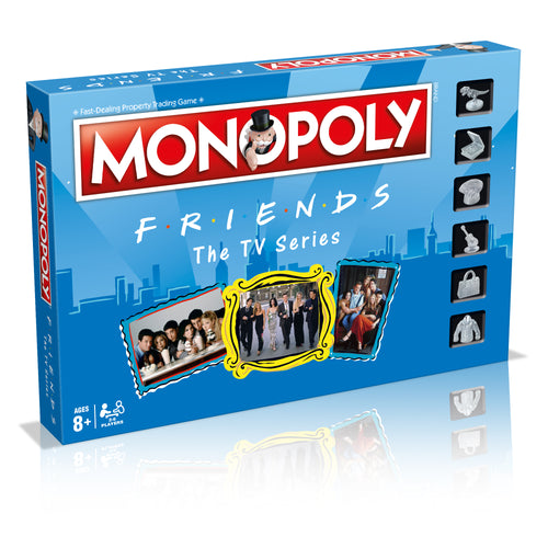 Friends Monopoly (Edicion Castellano)