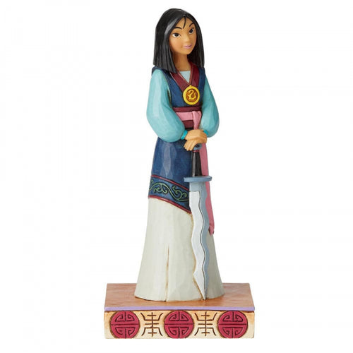 Mulan Atractiva Guerrera (Princess Passion Collection)