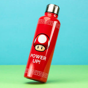 Nintendo Botella Power Up Super Mario