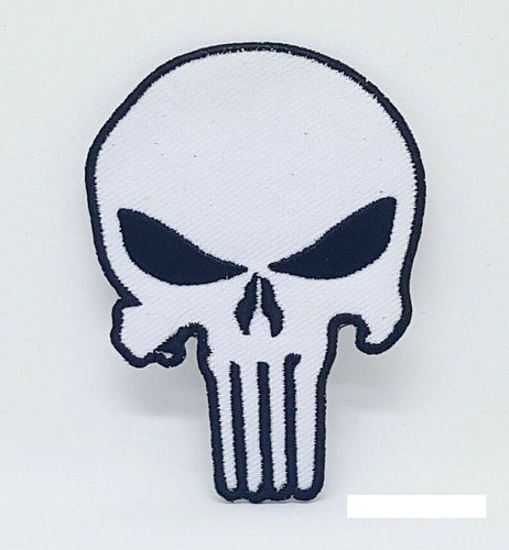Marvel Comics Parche de Ropa Punisher Logo