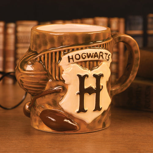Harry Potter Taza Shaped 3D Quidditch