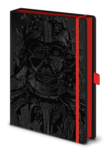 Star Wars Libreta A5 Premium Darth Vader