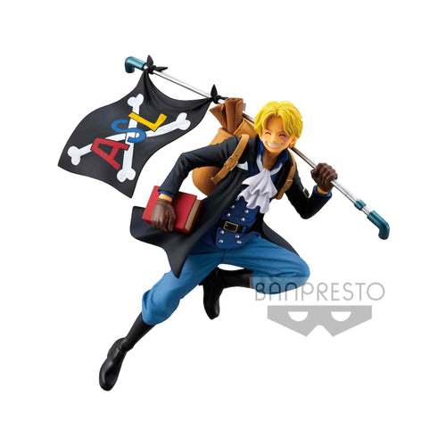 One Piece 20th Anniveresary Figura Sabo