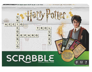 Harry Potter Scrabble Harry Potter