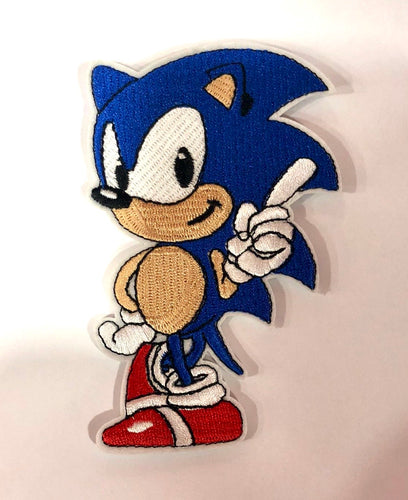 Sonic Parche de Ropa Sonic the Hedgehog