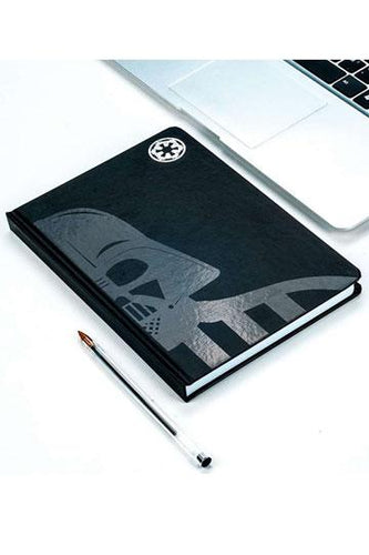 Star Wars Libreta Darth Vader