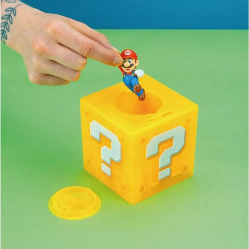 Nintendo Hucha Question Block Super Mario