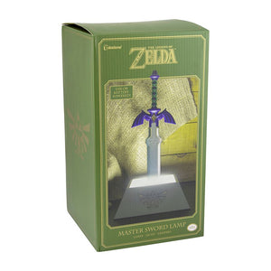 The Legend of Zelda Lampara Espada de Link