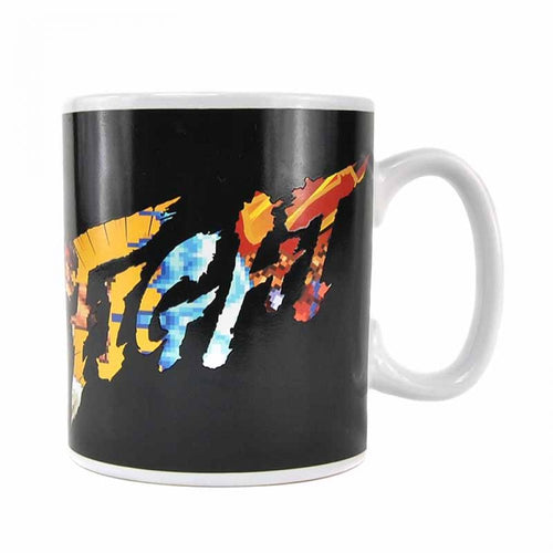 Street Fighter Taza termica Ryu y M Bison