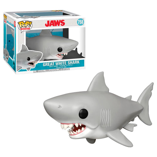Tiburon POP! Vinyl Great White Shark (Jaws)