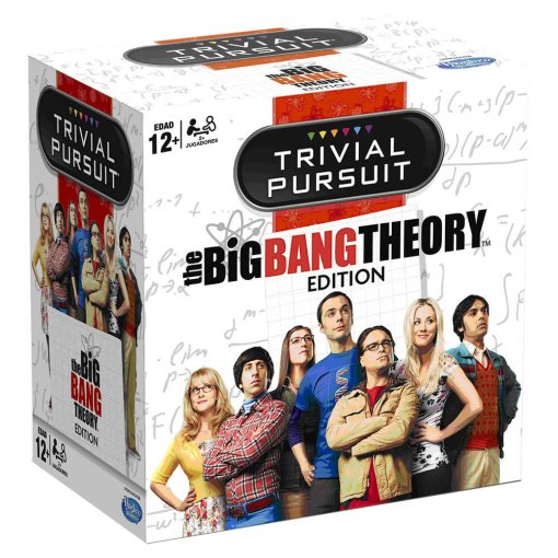 Trivial Bite The Big Bang Theory (Edicion Castellano)
