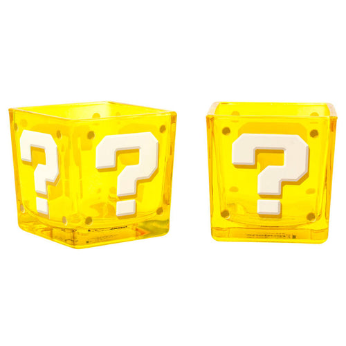 Nintendo Pack Vasos Question Block