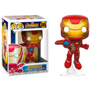 Avegers: Infinity War POP! Vinyl Iron Man