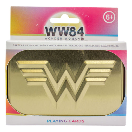 DC Comics Baraja de Cartas Wonder Woman 1984