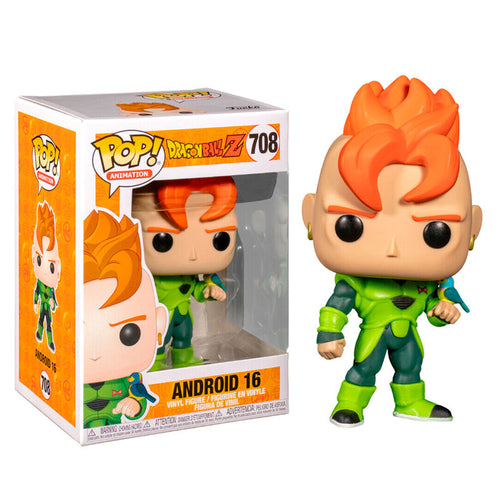 Dragon Ball Z POP! Vinyl Android 16