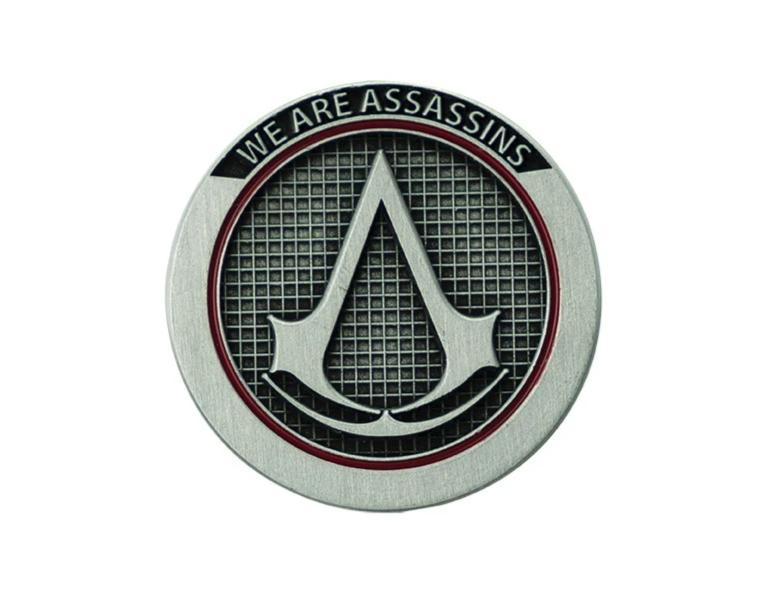 Assassin's Creed Pin Logo