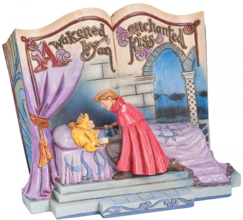 La Bella Durmiente Storybook Enchanted Kiss