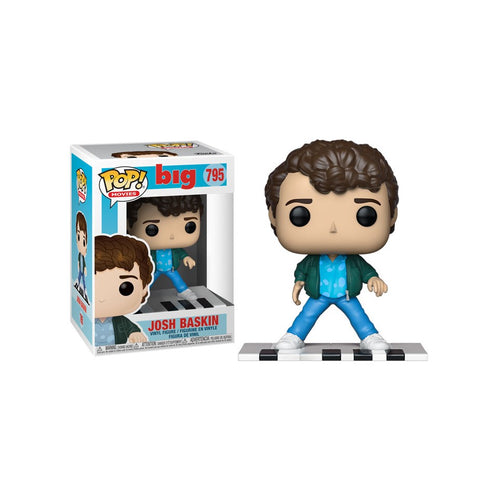 Big POP! Vinyl Josh Baskin with Piano Outfit