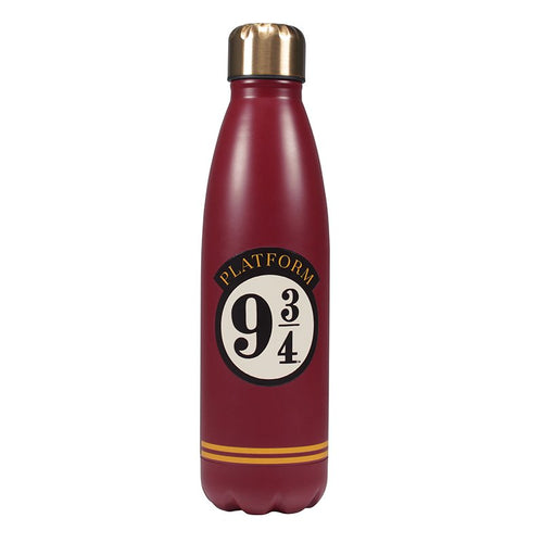 Harry Potter Botella Metalica Anden 9 3/4
