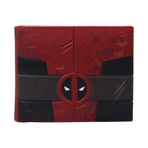Marvel Cartera Traje Deadpool