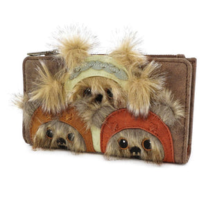 Star Wars Cartera Loungefly Ewoks