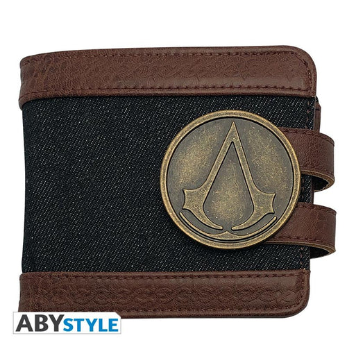 Assassins Creed Cartera Premium Logo