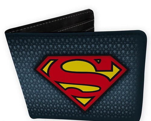 DC Comics Cartera Traje Superman