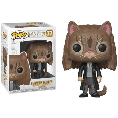 Harry Potter POP!  Vinyl Hermione Granger as Cat