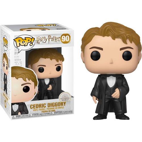 Harry Potter POP! Vinyl Cedric Diggory (Yule Ball)