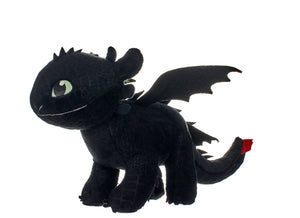Cómo entrenar a tu dragón 3 Peluche Toothless Glow In The Dark
