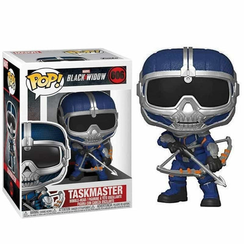 Black Widow POP! Vinyl Taskmaster