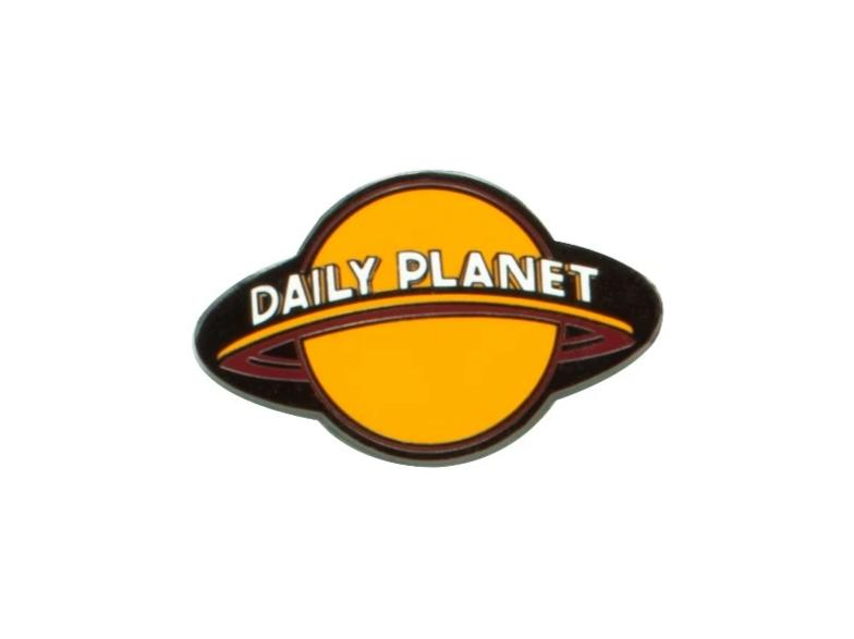 DC Comics Pin Daily Planet