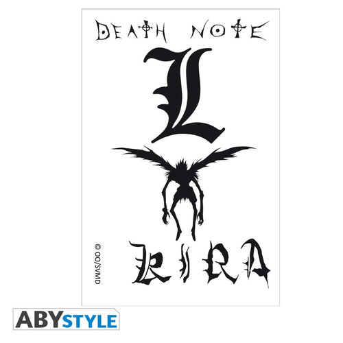 Death Note Pack Tatuajes