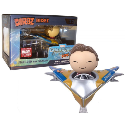 Guardians of the Galaxy Vol.2 Dorbz Ride The Milano with Star Lord