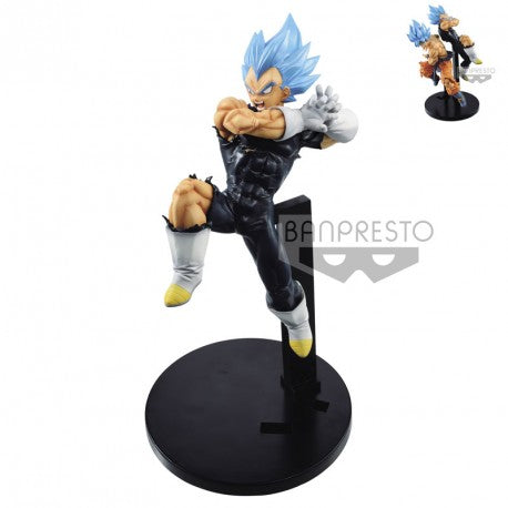 Dragonball Super Figura Tag Fighter Vegeta SS Blue