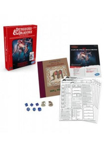 Dungeons & Dragons: Stranger Things Starter Set (Castellano)