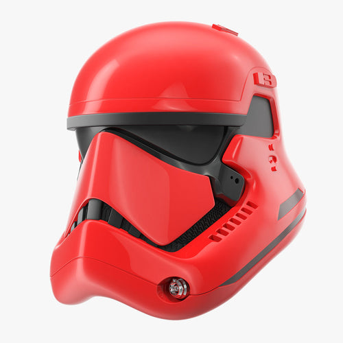 Star Wars Black Series Casco Electronico Sith Stormtrooper Rojo