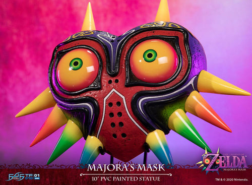 The Legend of Zelda Estatua Majora's Mask Std.Edi