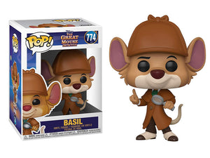 Disney The Great Mouse POP! Basil el Detective