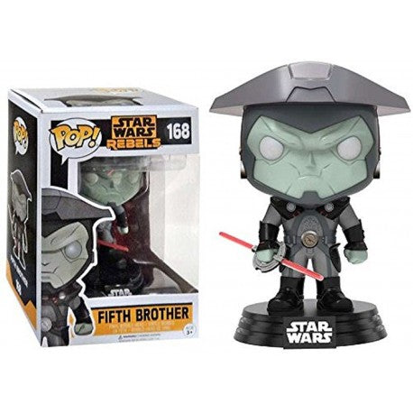 Star Wars Rebels POP! Vinyl Fifth Brother Exclusive