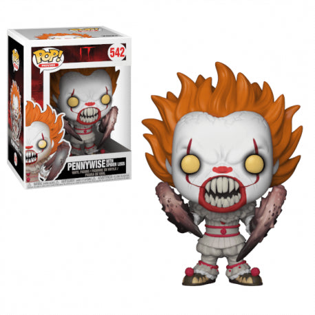 It (2018) POP! Vinyl Pennywise with Spider Legs