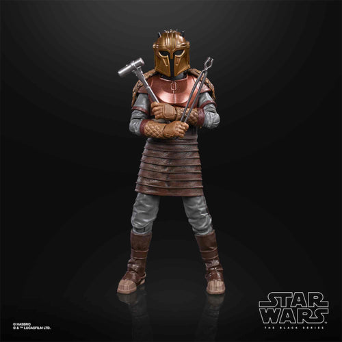 Star Wars Black Series Figura Mandalorian The Armorer (Regular)